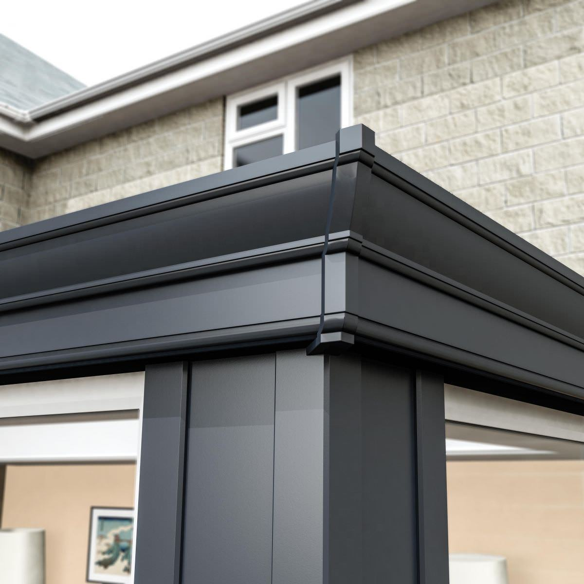 Ultraframe Trade Cornice