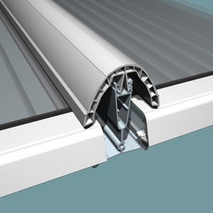 Ultraframe Trade Chambered Top Cappings
