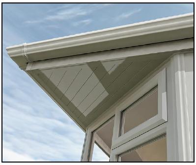Ultraroof 380 Tudor Design | Tiled Conservatory Roof